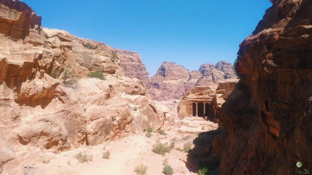 Petra come organizzare un viaggio in Giordania
