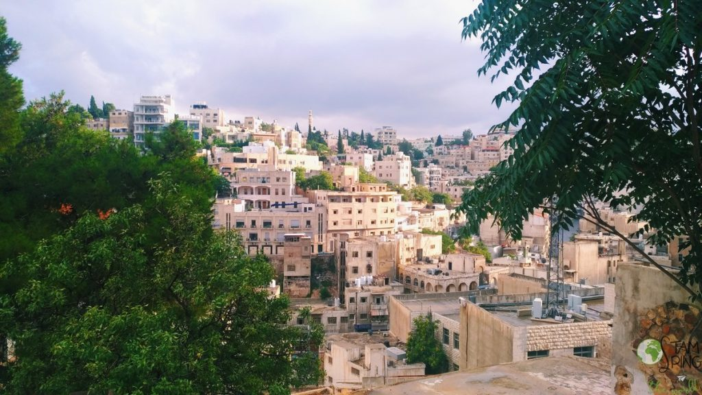 Amman - Giordania - Estate 2018