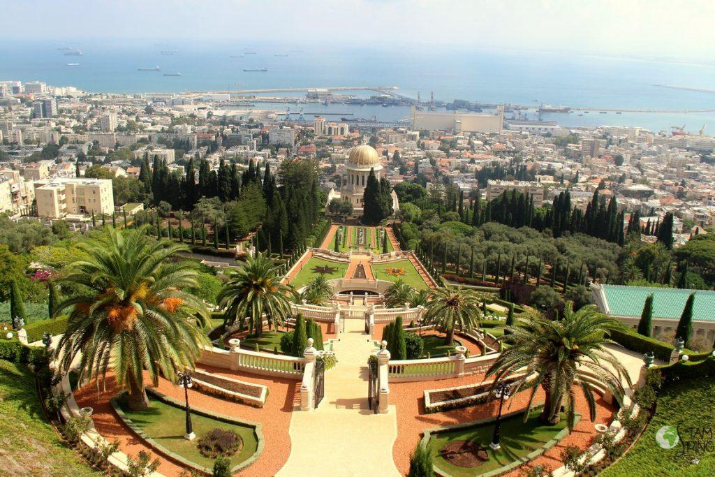 Haifa - Israele - Estate 2018