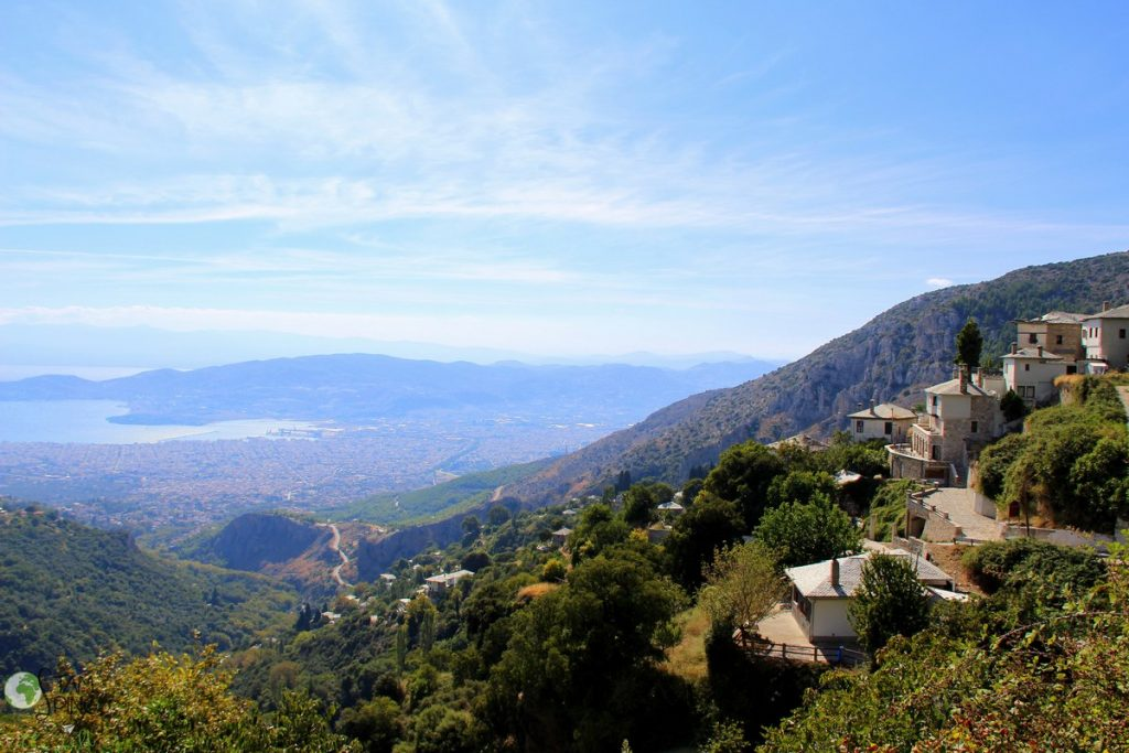 Makrinitsa - Grecia - Estate 2018