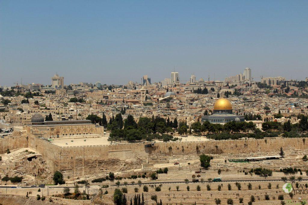 Gerusalemme - Israele - Estate 2018