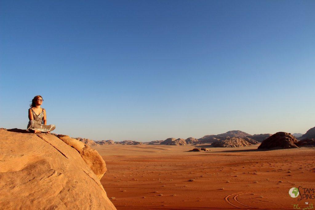 Wadi Rum - Giordania - Estate 2018
