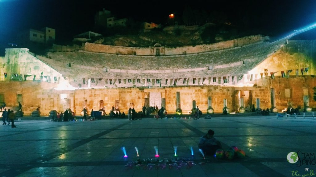 Serate ad Amman