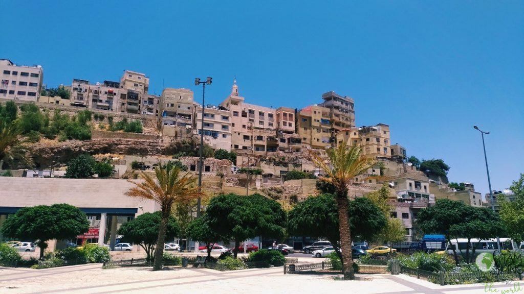 Amman, centro città