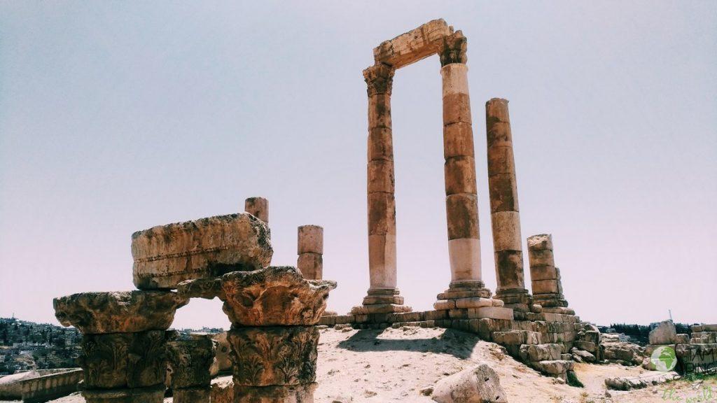 Tempio di Ercole - Amman antica
