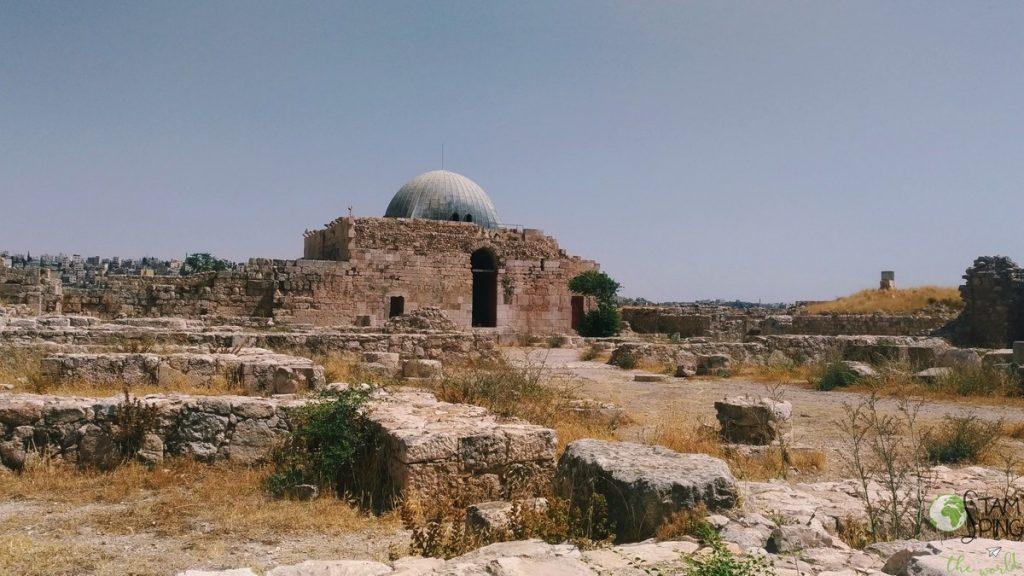 La cittadella - Amman antica