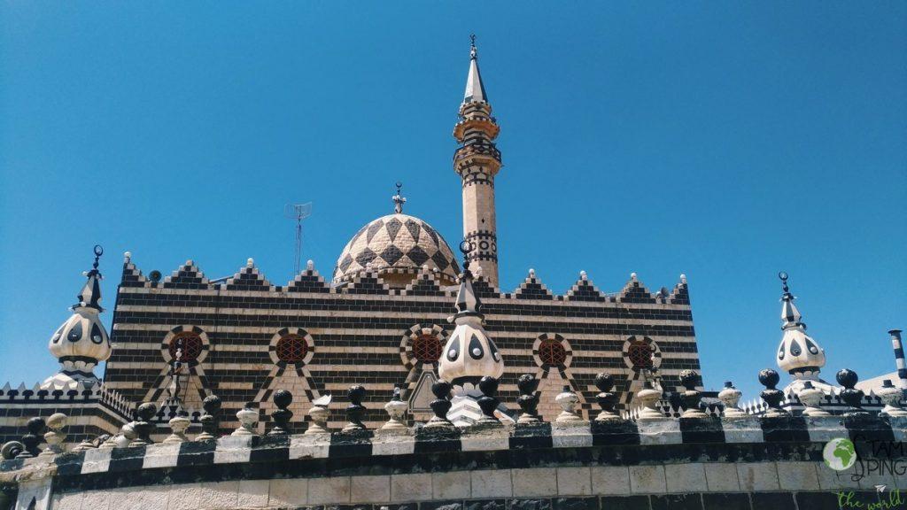 Moschea Abu Darvish - Amman antica