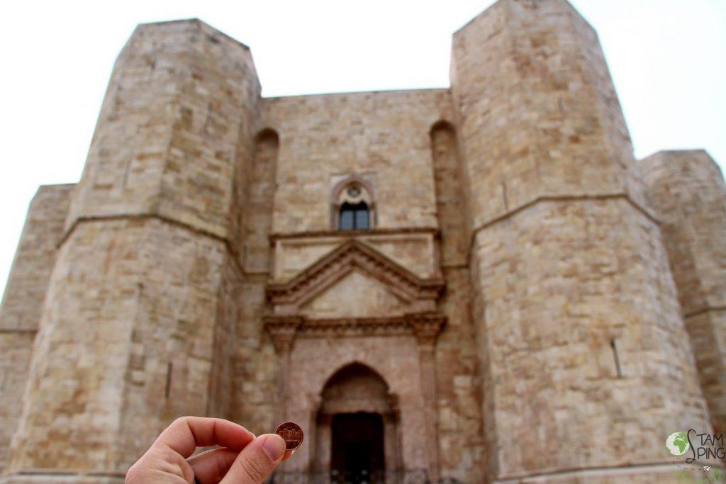 Castel del Monte 1 centesimo