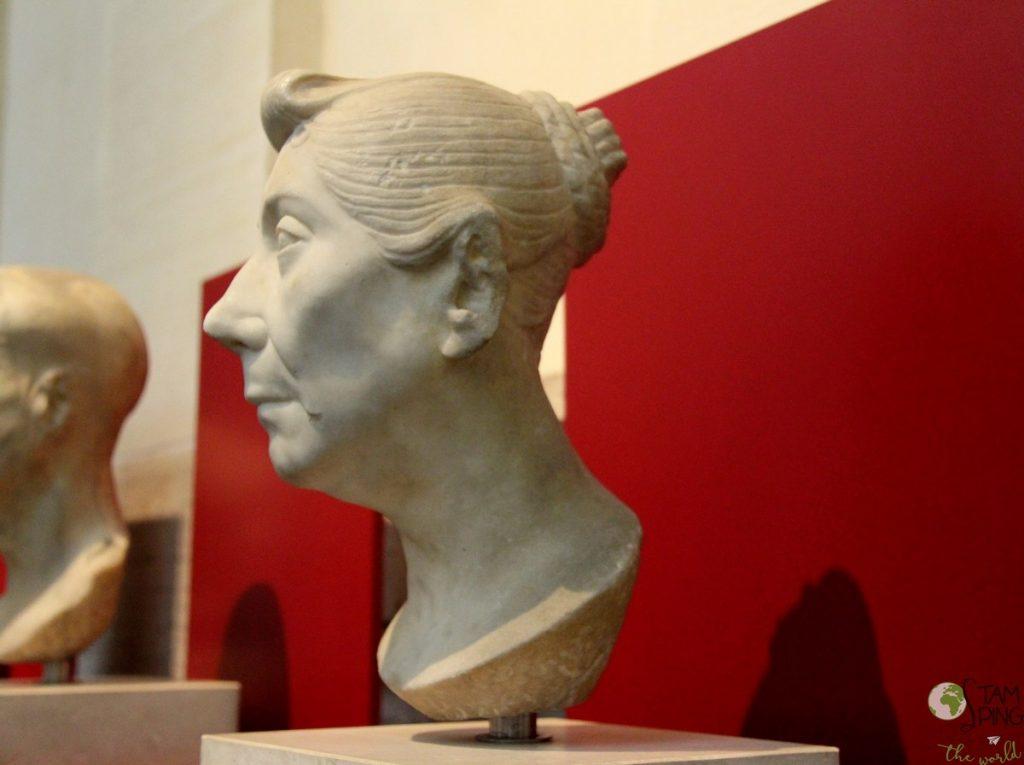 Palazzo Massimo alle Terme - Museo Nazionale Romano - - ritratto di età repubblicana