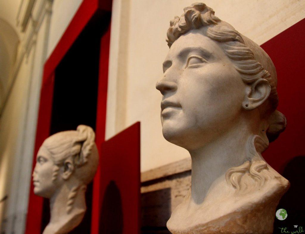 Palazzo Massimo alle Terme - Museo Nazionale Romano - Ritratto