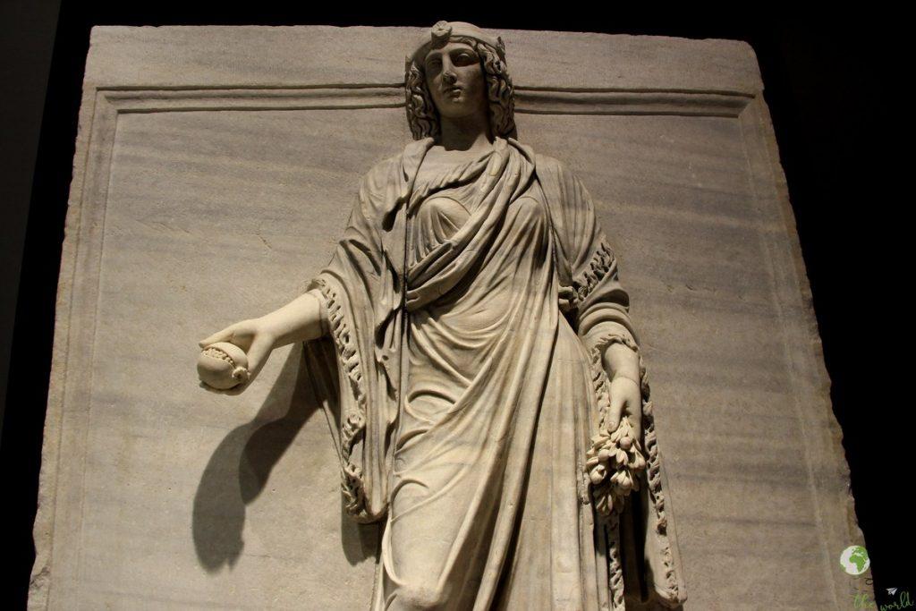 Palazzo Massimo alle Terme - Museo Nazionale Romano - personificazione di Province