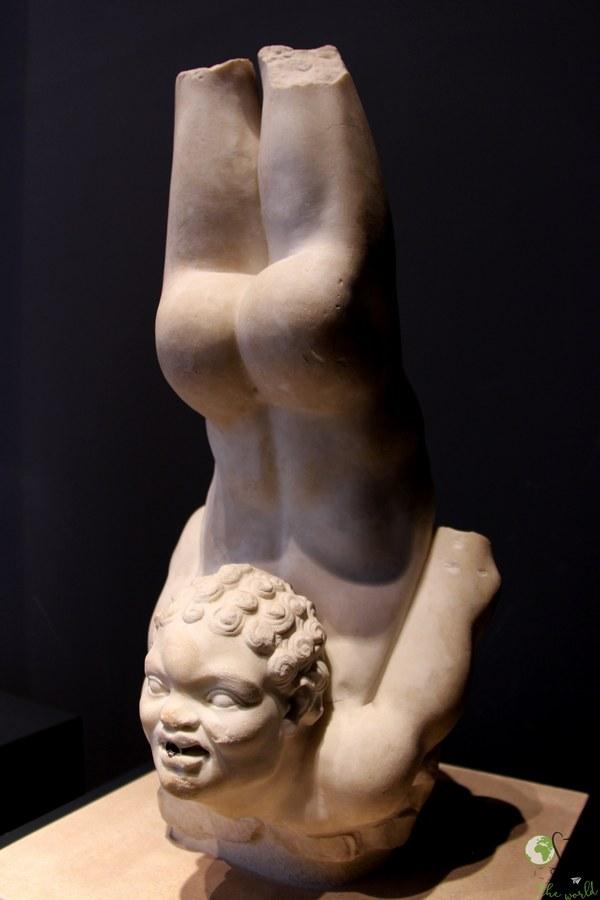 Palazzo Massimo alle Terme - Museo Nazionale Romano - Acrobata
