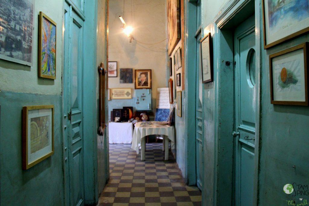 Diwan del duca ingresso - Amman antica