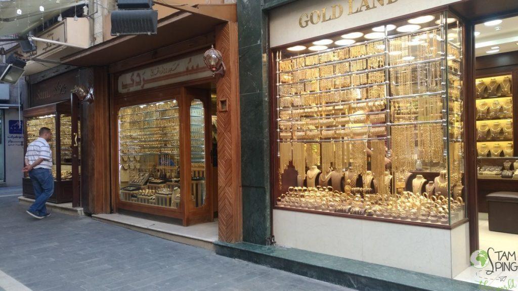 suq dell'oro - Amman antica