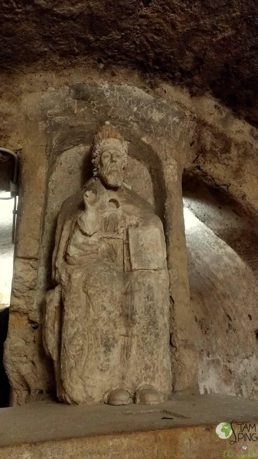 Grotta di San Cleto - Ruvo di Puglia