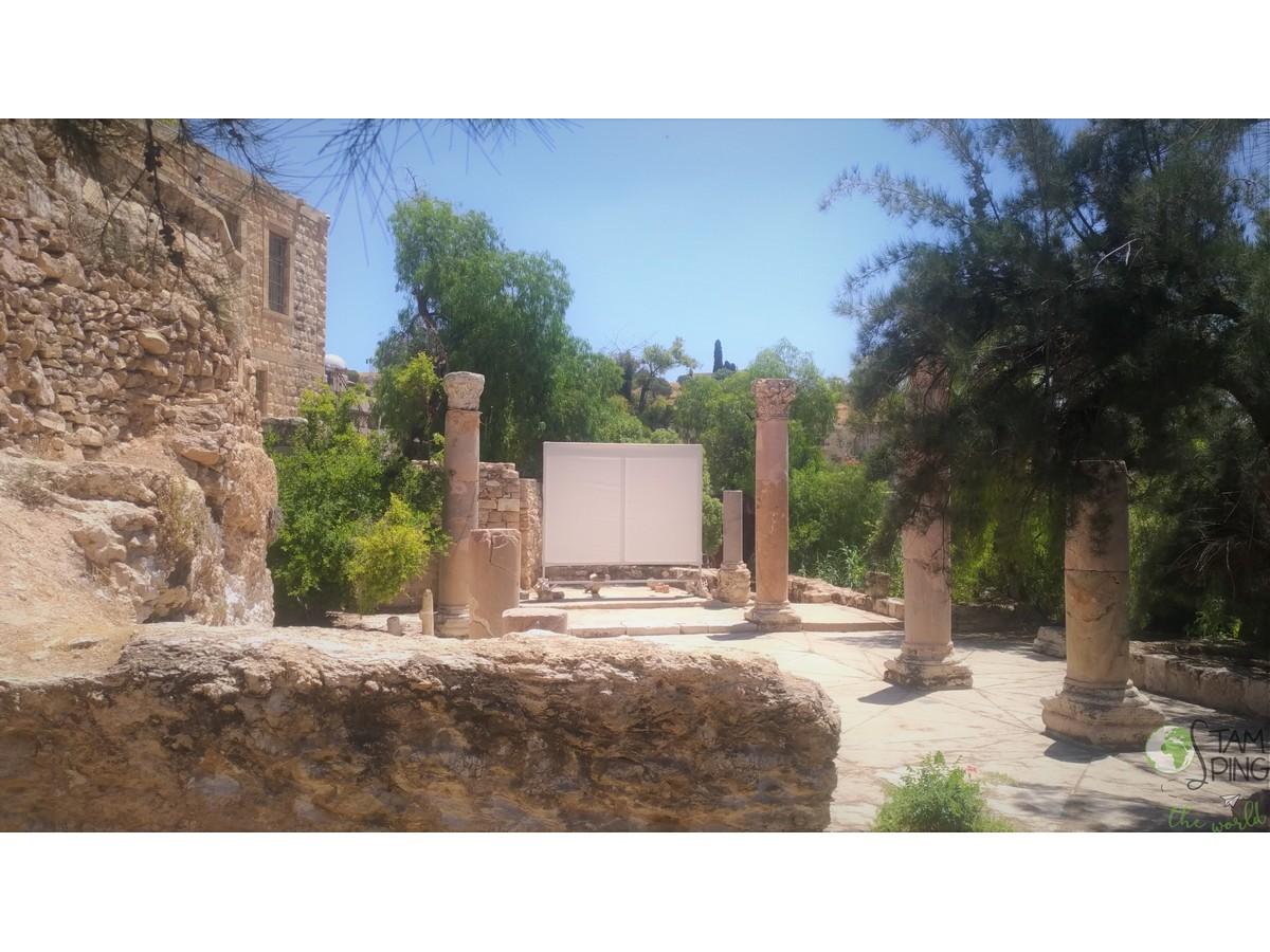 Darat el Funun - Amman da scoprire