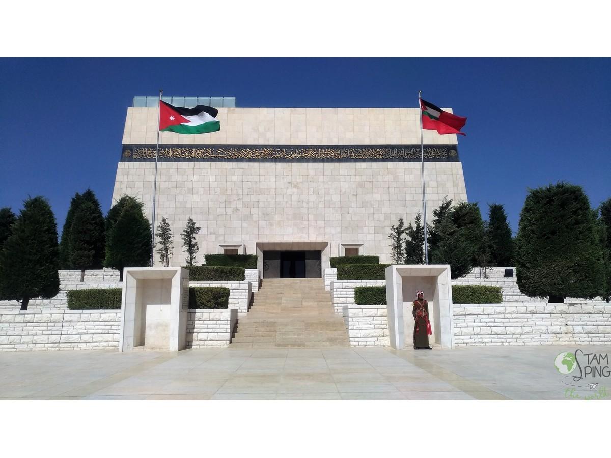 Memoriale ai martiri - Amman da scoprire