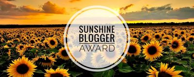 sunshine blogger awards