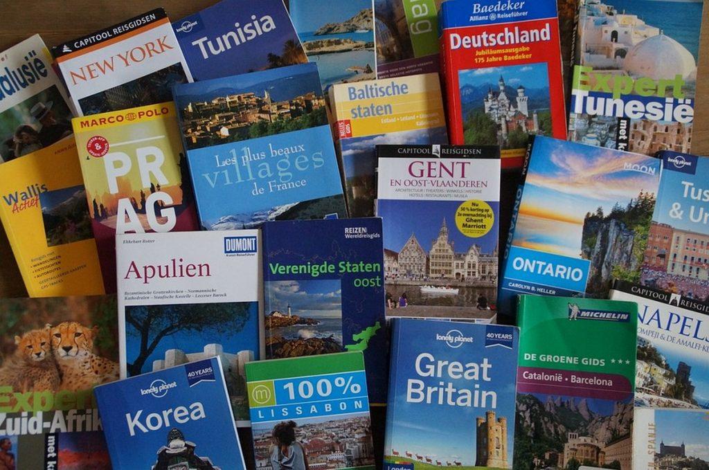 guide di viaggio - come organizzare un viaggio